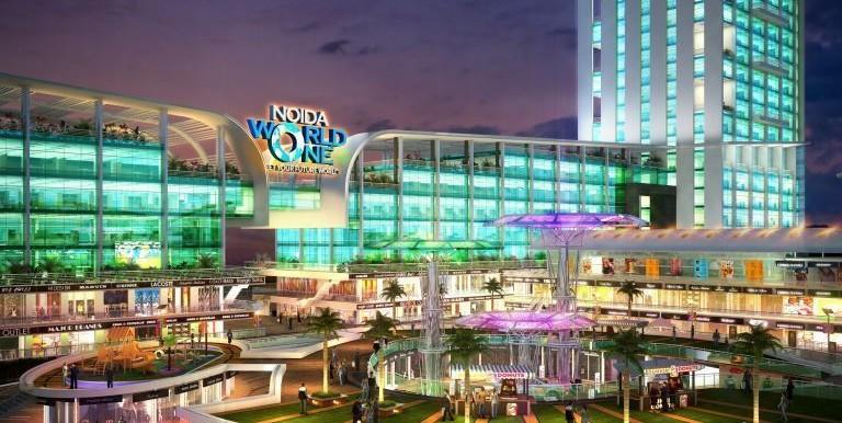 NOIDA WORLD ONE :Retail Night