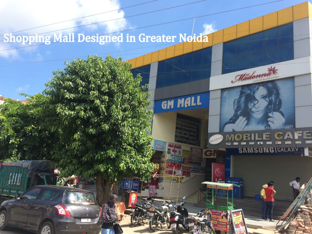 mall in greater noida